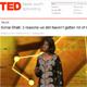 TED Talk Sonia Shah